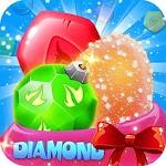 Diamond Blast Match 3 Game Icon