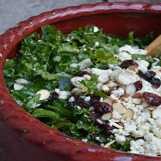 Famous Kale Salad.
