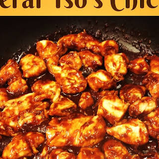 General Tso's 21 Day Fix Chicken.