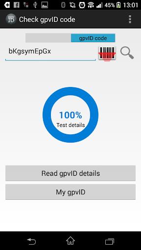 gpvID Client - PRO