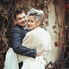 Wedding photographer Yuliya Vostrikova (Ulislavna). Photo of 17.10.2013