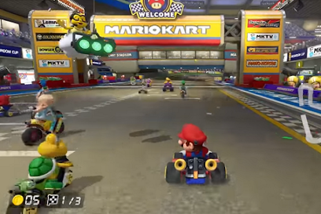 New MarioKart 8 Hinto