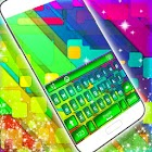 Colored Keyboard icon