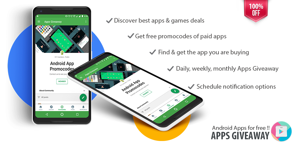 Apps Giveaway - apps promo codes - paid apps free 2 3 Apk Download