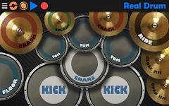 screenshot of Real Drum - The Best Drum Sim