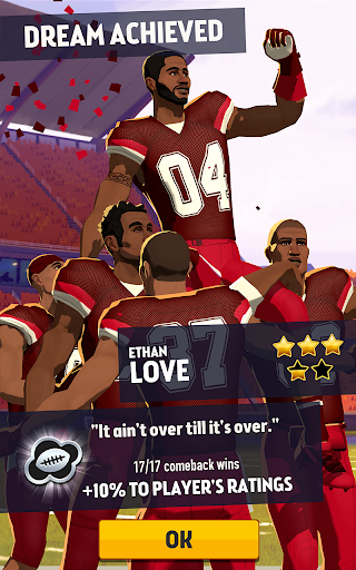 Rival Stars College Football 2.4.1 screenshots 8