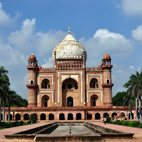 tomb of Safdurjung by Siddhartha Chitranshi - Buildings & Architecture Public & Historical