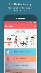 Life Hacks Screenshot Thumbnail