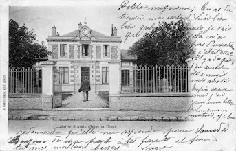 Photo: Mairie d'Athis (Seine et Oise)