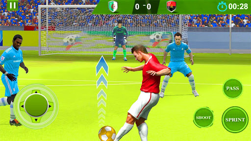Football Soccer free Russian Tournament 2018 1.0 screenshots 2