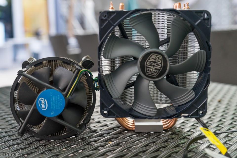 Chia sẻ một số lý do bạn nên đầu tư tản nhiệt CPU tốt