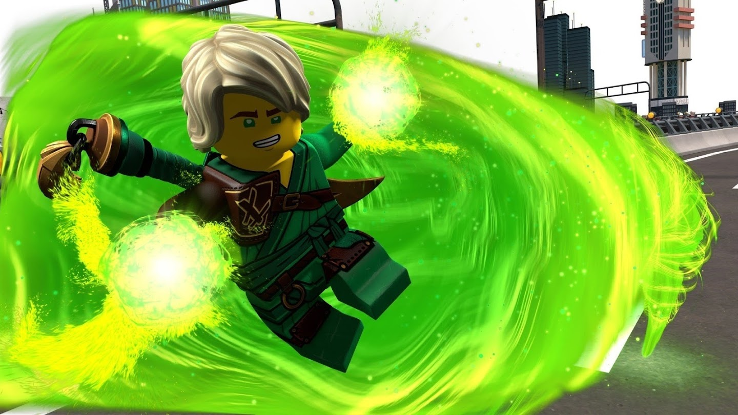 Watch Ninjago live