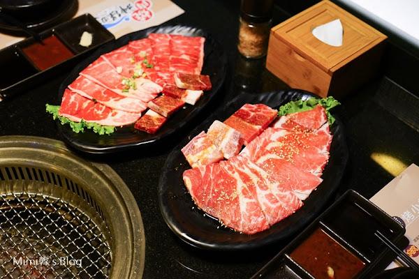 燒肉神保町:台南日式燒肉吃到飽,平日午餐499,盡情享受大口吃肉的快感