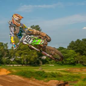 Whip It! by Lynn Wiezycki - Sports & Fitness Cycling ( motocycle, motocross, sports )