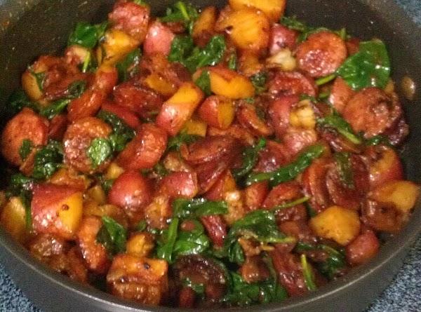 Potato & Kielbasa Recipe