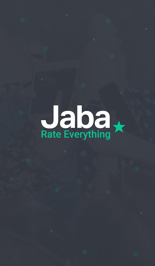 Jaba - Rate Everything- screenshot