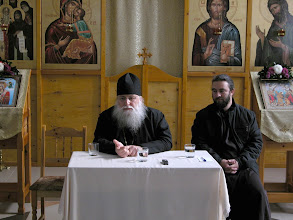 Photo: Благоевград, беседа с енориашите, 12 ноември 2012 г.