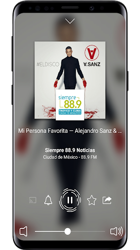 Radio Mexico: Online Radio, Internet Radio screenshots 2