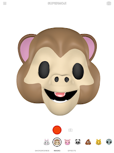 SUPERMOJI - the Emoji App Screenshot
