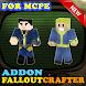 Mod FalloutCrafter for MCPE