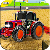 Mountains Tractor Driving Offroad Simulator 3D