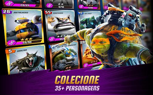 As Tartarugas Ninja: Lendas