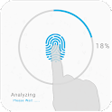 Fingerprint for Note 5 Prank icon