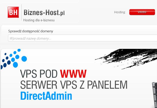 biznes-host.pl GooglePlus Cover