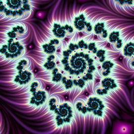 Spiral 76 by Cassy 67 - Illustration Abstract & Patterns