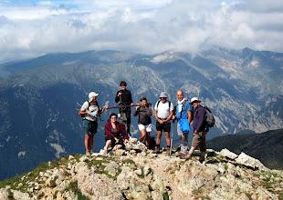 Photo: sommet secondaire du Costabona