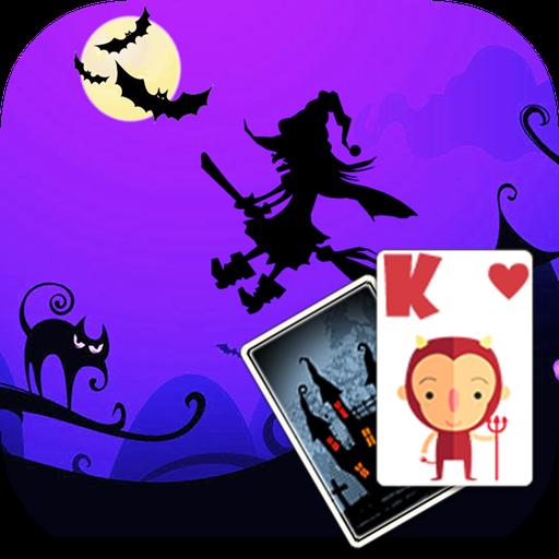 Solitaire Adorable Puppy Theme 棋類遊戲 App LOGO-硬是要APP
