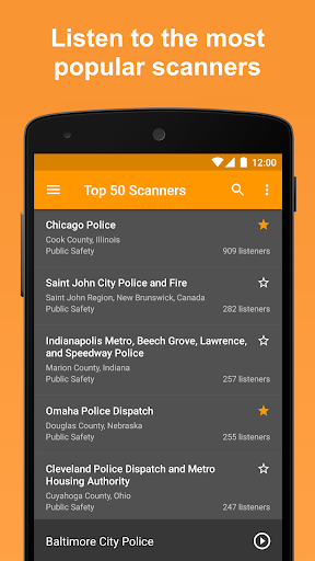 Scanner Radio Pro - Fire and Police Scanner - Apps on Google