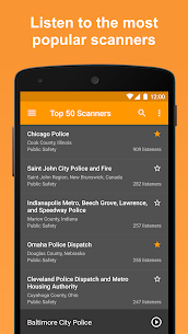 Scanner Radio Pro – Fire and Police Scanner 3