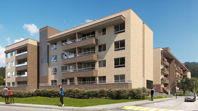 apartamento en venta el retiro 585-22946