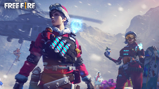 Garena Free Fire: Winterlands screenshot 1