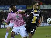 Rolando manquera le match contre Gand