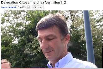 Photo: Délégation citoyenne chez Vermilion (part 2). http://www.youtube.com/watch?v=LoHjiRTymxU&feature=related