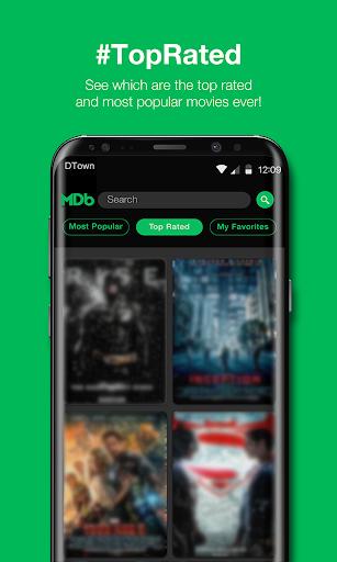 MDb - Movie Database by Comeback Studio (Google Play, United