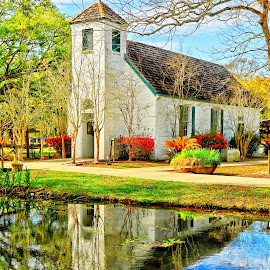 ACADIANA by Ron Olivier - Buildings & Architecture Places of Worship ( acadiana,  )