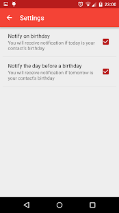 Birthday- screenshot thumbnail