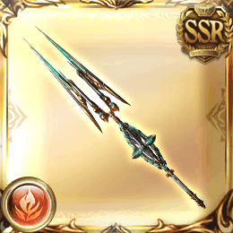 SSR槍_セフィラの翠矛