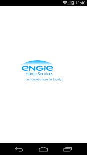 ENGIE Home Services – Vignette de la capture d'écran