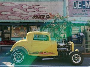 モデルB  1932年式 デュースクーペのカスタム事例画像 コウイチロー@KamikazeSpeedRodさんの2019年12月24日01:14の投稿