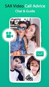 SAX Free Video Call Guide & Video Chat Advice 2020App Latest Version  Download For Android 4