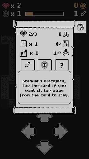 RogueJack: Roguelike BlackJack Adventure apkmind screenshots 6