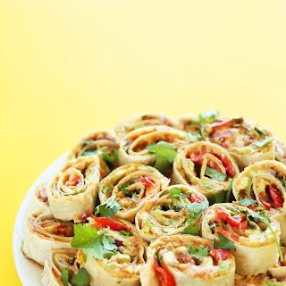 Mexican Pinwheels Recipes.