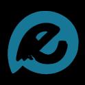Minima Blue LP EvolveSMS Theme icon