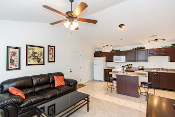 Go to The McKenzie Furnished Floorplan page.