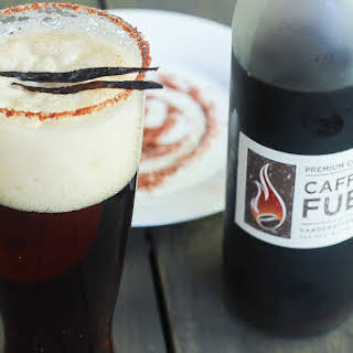 Spicy Mexican Beer Cocktail.