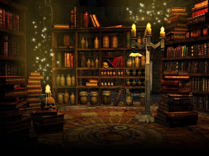 Enchanted Escape Room Top La Escape Rooms